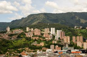 impressively beautiful Colombia City