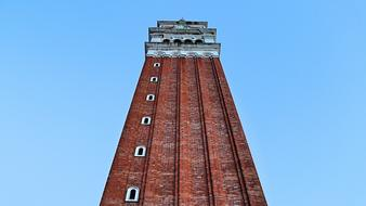 red Brick Tower