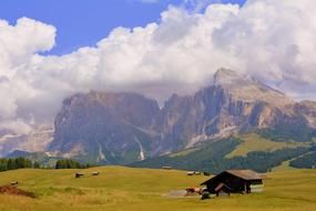 perfect House Dolomites