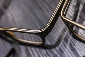 Glasses Macro Perspective