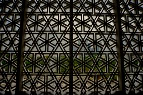 Mosque Architecture window