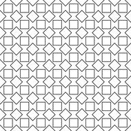 square line stripe pattern drawing