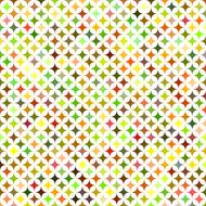 background multicolored star