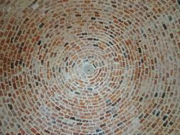 Ceiling Vault Architecture brick